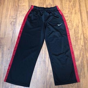 Boys Nike dryfit joggers